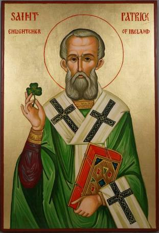Saint_St_Patrick_Enlightener_of_Ireland_Hand-Painted_Orthodox_Icon_2_2
